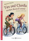 Könyv - TIM UND CLAUDIA SUCHEN IHREN FREUNDE + CD - német nyelvű gyerekkönyv