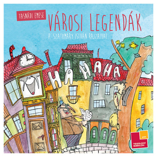Könyv - Városi legendák