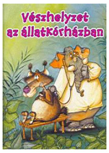 Könyv - Vészhelyzet az állatkórházban