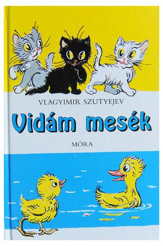 Könyv - Vidám mesék