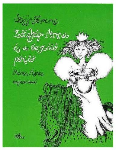 Könyv - Zöldség Anna és a beszélő póniló