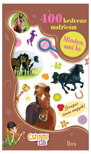 Könyv - Móra Matricáskönyv #Minden ami ló