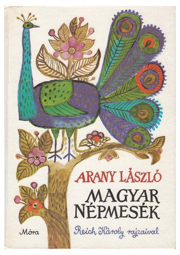 Könyv - Arany László: Szép magyar népmesék