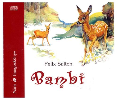 Felix Salten: Bambi #Hangoskönyv
