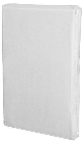 Fillikid Gumis pamutlepedő 70x140 cm #10300-05 fehér