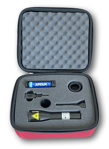 Safe Laser 500 készülék - SL 500 száloptikával