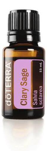 doTERRA Clary Sage Oil - Muskotályzsálya illóolaj 15ml #60204696