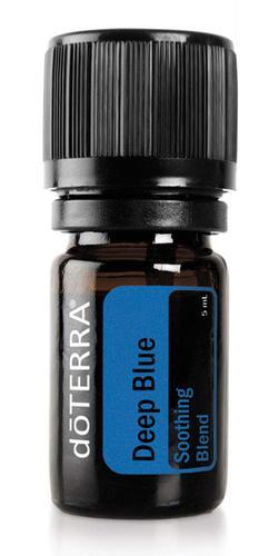 doTERRA Deep Blue Oil Blend - Enyhítő illóolaj keverék 5ml #60200143
