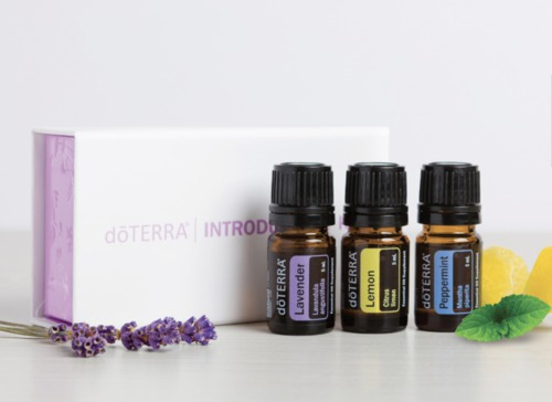 doTERRA Introductory Kit - Intro szett 3-as alapcsomag 3x5ml #60204800