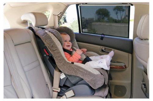 Dreambaby Rolós napellenző autóba 50cm #F258