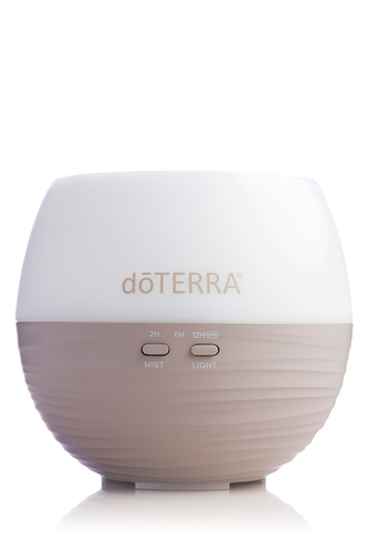 doTERRA Petal Diffuser 2.0 - Ultrahangos illóolaj porlasztó #60209211