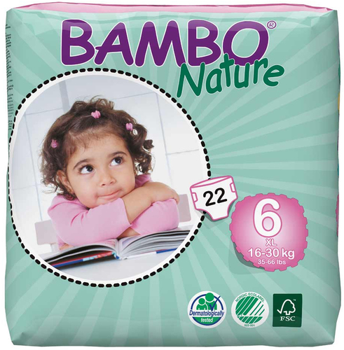 Bambo Pelenka XL 16-30 kg 22db #310136