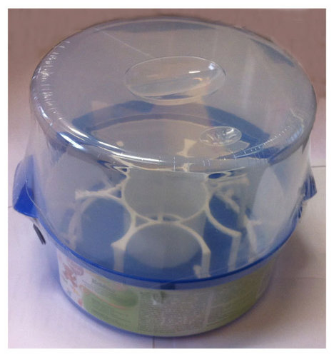 Babybruin Mikrohullámú sterilizáló edény #55042878 #kék