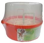 Babybruin Mikrohullámú sterilizáló edény #55042878 #narancs