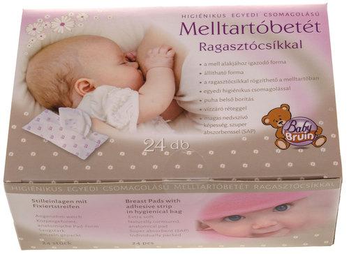 Babybruin Melltartóbetét 24 darabos #55042901
