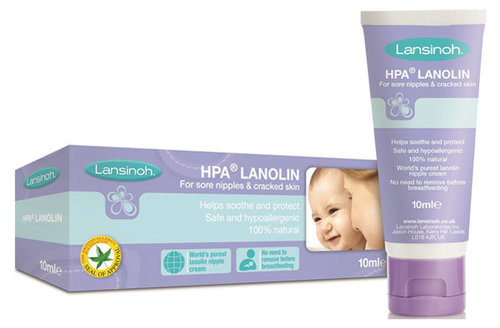 Lansinoh bimbóvédő krém HPA 10ml #10305