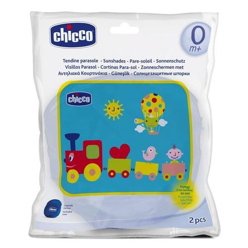 Chicco Napellenző autós 2db vonatos #CH0073300