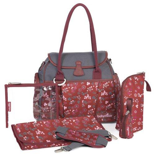 Babymoov Pelenkázótáska Style Cherry #A043560